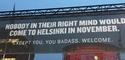 Bienvenue en Finlande !