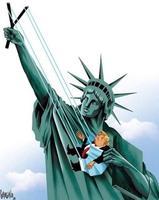 Donald va finir par être les cordes ?