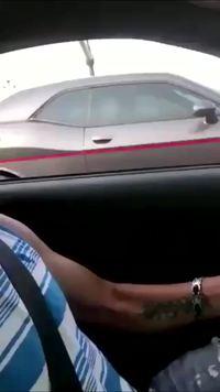Chauffer un muscle car