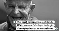 Les morts qui rigolent
