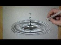 Dessin en accéléré : Impact sur l'eau