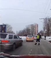 En Russie, les chiens passent