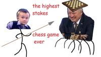 Le boss final des échecs 2 - misha vs karpov