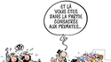 Le drame du Musée Bardo vu par le dessinateur algérien Dilem