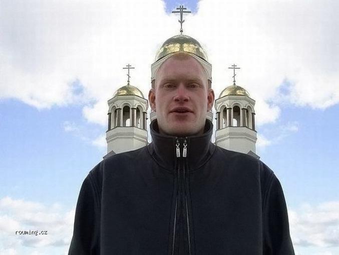 Ou joli chapeau en Russie ?