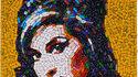 Portrait d'Amy Winehouse