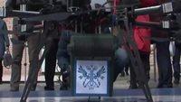 La Russie vous présente son tout nouveau drone postal