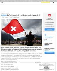 La Suisse est-elle raciste envers les Français ?