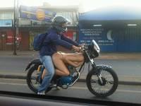 Moto spéciale
