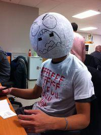 Halloween Fuuuuu Costume