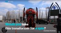 Une BMW - Transformer