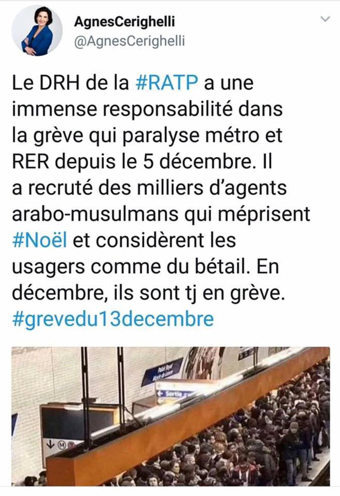 ... et que tu y arrives avec brio   Agnès Cerighelli, conseillère municipale d'opposition (ex-LREM)