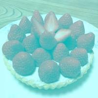 Des fraises grises