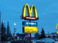 Burger McDonald