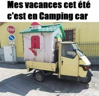 entrée de gamme, le camping car