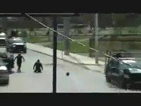 Intervention du SWAT