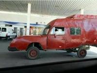 J'ai toujours su que la voiture que je dessinais quand j'étais petit existe vraiment