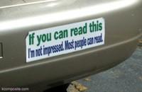 Si vous pouvez lire ceci...
