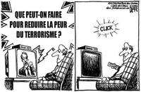 La peur du terrorisme