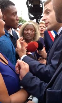 Contrairement à Madame Macron