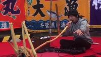 Didgeridoo crabe
