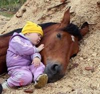Enfant au cheval