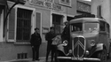 1950: le bureau des Postes de Poule-les-Echarmeaux (Rhône)