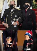 Aujourd'hui, 19 Novembre, c'était la fête nationale à Monaco sous l'égide de San Ballec