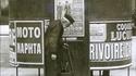 Pissotière au début du XXème siècle
