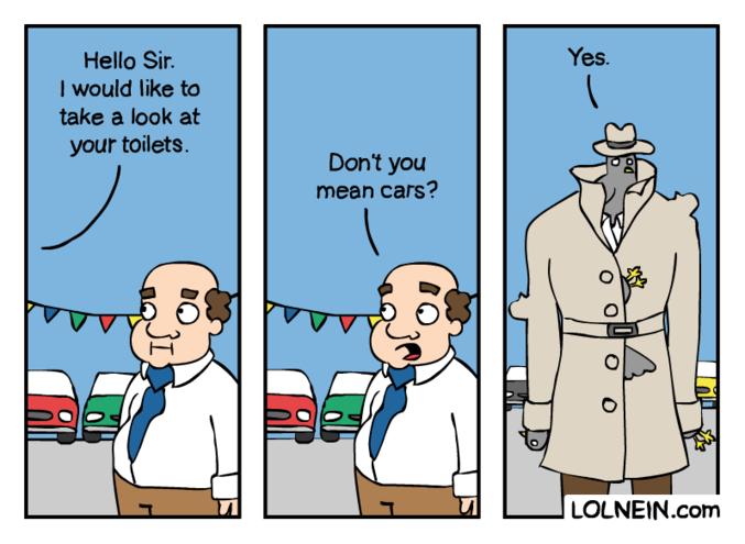 Vous voulez dire voiture ?