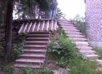 Des escaliers multi-directionnels
