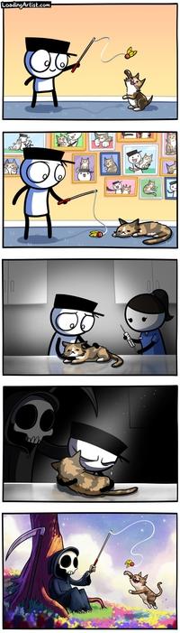 La dixième vie des chats