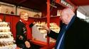Le gros de la pinède inaugure la foire aux santons 2017 à Marseille