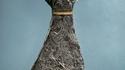 Hache viking, trouvée dans la tombe dite de Mammen