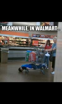 Pendant ce temps là à WalMart