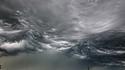 Un ciel houleux