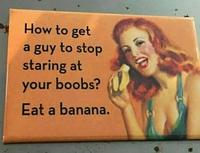 Mesdames, pour qu'on arrête de regarder vos seins