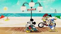 Mickey Mouse Short : Pique-Nique à la Plage
