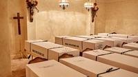 """A cause du covid19, on manque de cercueils """"décents"""" dans certaines localités des USA"""