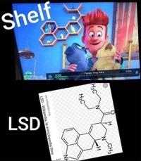 De l'inspiration pour Disney