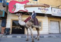 Hard Rock café en Egypte