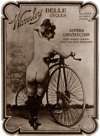 Pour les fans de vélos anciens
