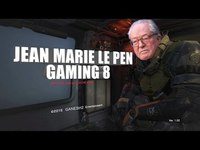 Jean-marie Le Pen gaming : METAL GEAR SORDIDE