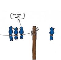 Le sans fil (ou wifi)