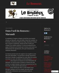 Une analyse dépassionnée de Marsault