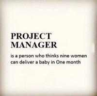 Qu'est-ce qu'un chef de projet ?