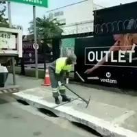 Soulevage de dalle en béton