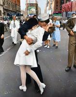 """""""Le baiser de la Victoire"""""""