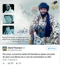 Les terroristes français sont partout