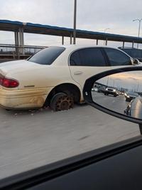 Les pneus c'est pour les t****s